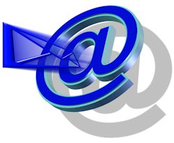 E-mail, as a way of instant dialogue